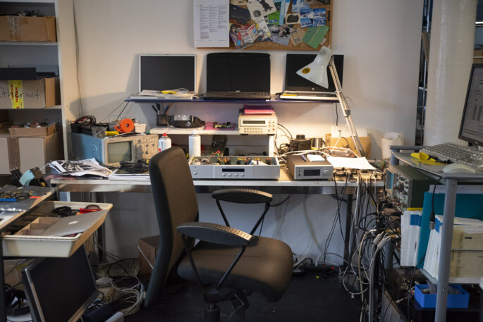 Daniel Weiss Büro