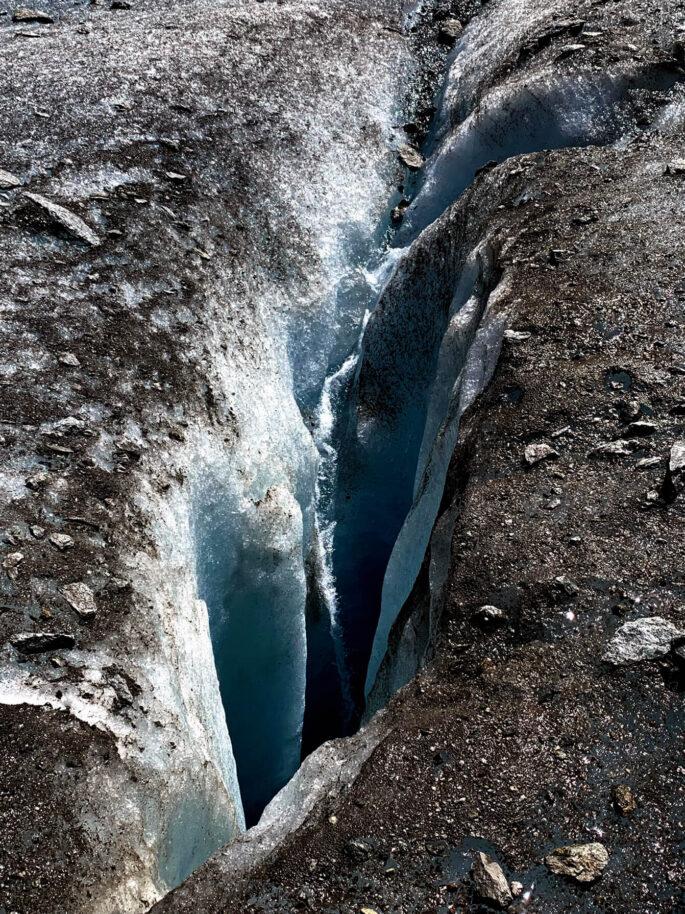 Y a-t-il encore de l'espoir ? Ludovic Ravanel, spécialiste des glaciers, parle du changement climatique et de l'investissement à impact.