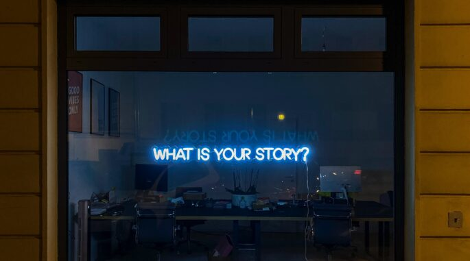what is your story image